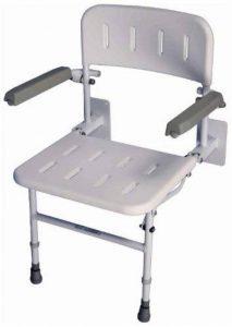 Aidapt VB539 Chaise de douche Solo Deluxe de la marque AIDAPT image 0 produit