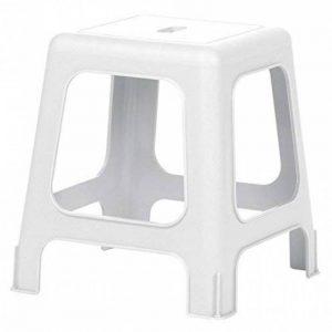 ALLIBERT 24004 Tabouret Blanc de la marque ALLIBERT image 0 produit