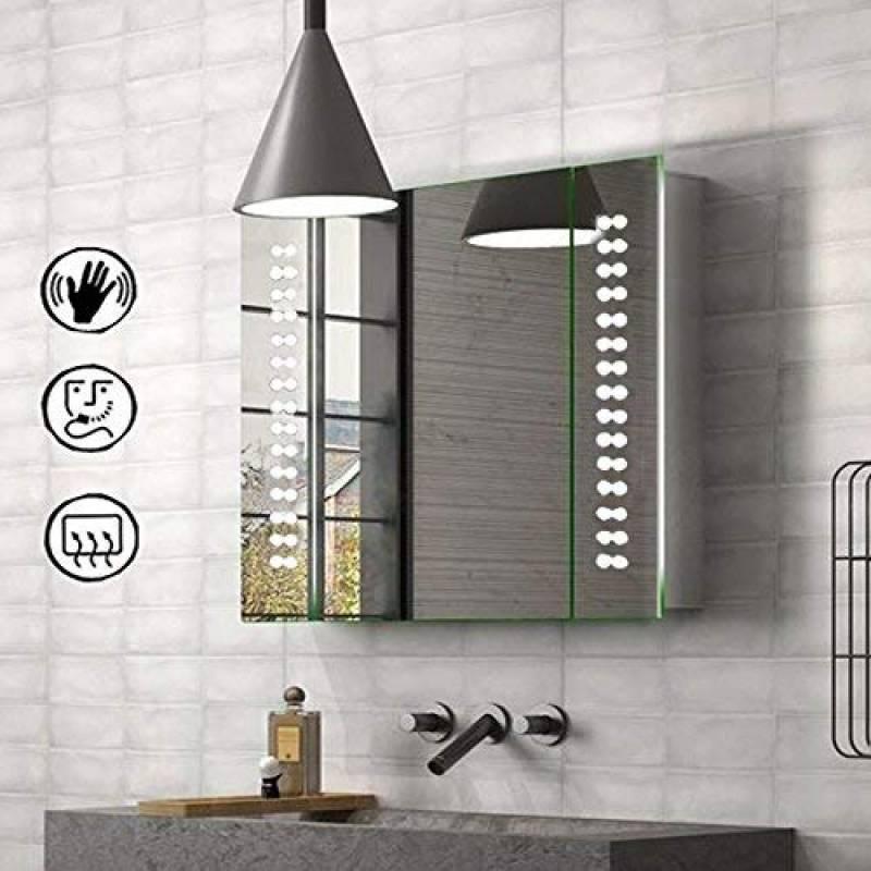 Armoire lumineuse salle de bain : les meilleurs produits ...
