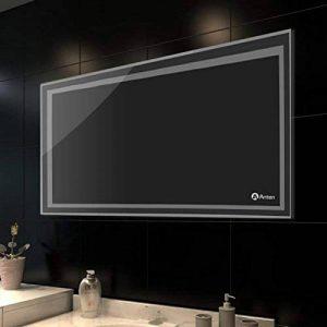 Anten Miroir avec Lumière LED 23W 6000K Design de Salle de Bain Miroir 60x100cm de la marque Anten image 0 produit