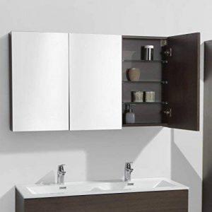 armoire de toilette 120 cm TOP 2 image 0 produit