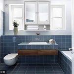 armoire de toilette 2 portes miroir TOP 10 image 1 produit
