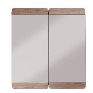 armoire de toilette avec miroir pour salle de bain TOP 1 image 0 produit