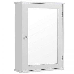 armoire de toilette avec miroir pour salle de bain TOP 8 image 0 produit