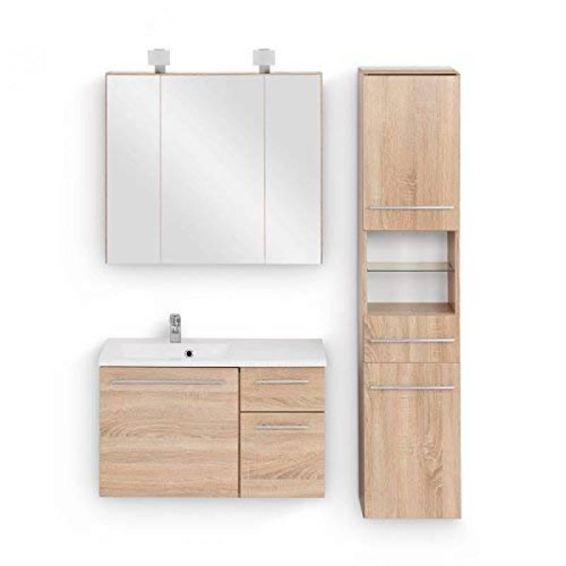 Le meilleur comparatif de : Armoire miroir salle de bain 80 cm pour ...