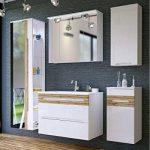 armoire miroir salle de bain 80 cm TOP 13 image 1 produit