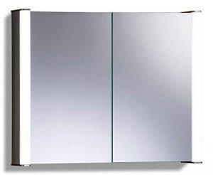 armoire miroir salle de bain 80 cm TOP 3 image 0 produit