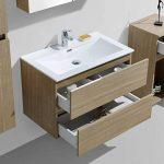 armoire miroir salle de bain 80 cm TOP 5 image 3 produit