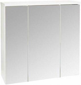 armoire miroir salle de bain 80 cm TOP 6 image 0 produit