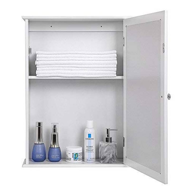 le comparatif armoire murale salle de bain pour 2019. Black Bedroom Furniture Sets. Home Design Ideas