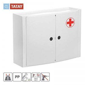 armoire à pharmacie 2 portes TOP 6 image 0 produit