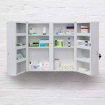 armoire pharmacie blanche TOP 1 image 1 produit