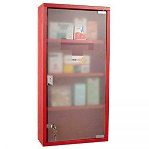 armoire pharmacie inox TOP 6 image 0 produit