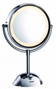Babyliss - 8438E - Miroir Lumineux de la marque Babyliss image 0 produit