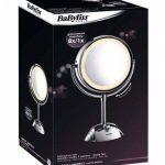 Babyliss - 8438E - Miroir Lumineux de la marque Babyliss image 1 produit