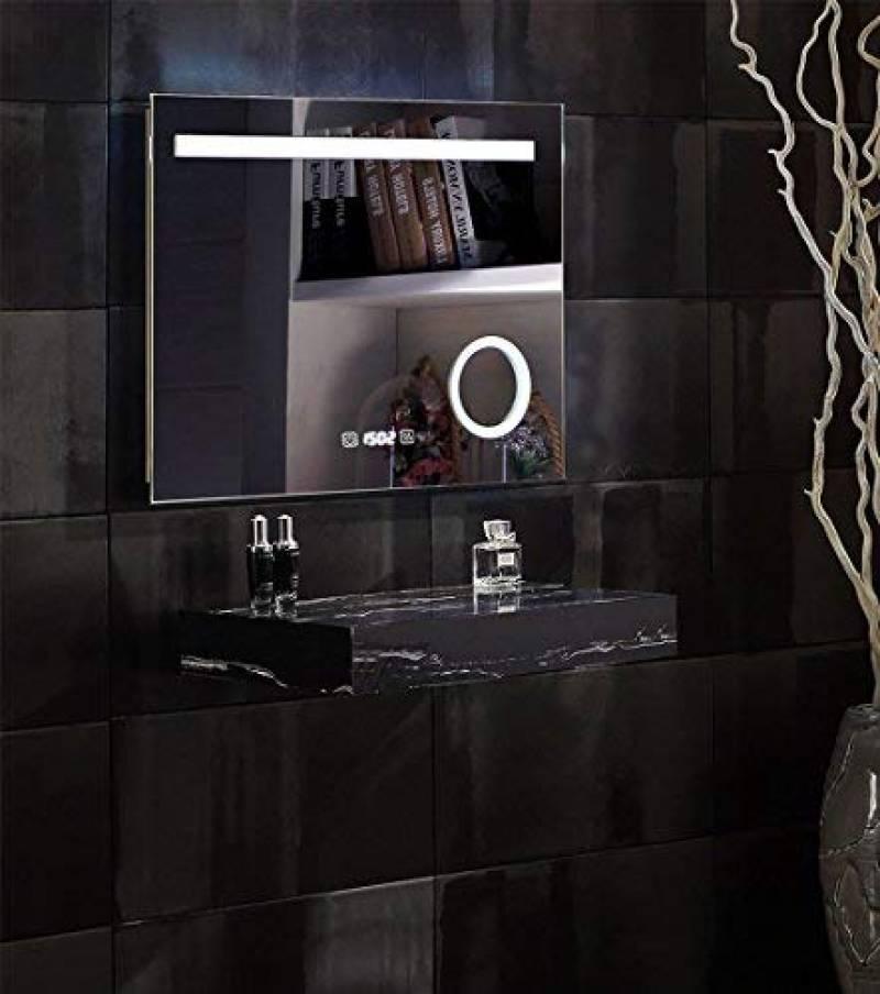 Miroir salle de bain 100x100 pour 2019 notre comparatif meubler sa salle de bain - Miroir salle de bain 150 ...