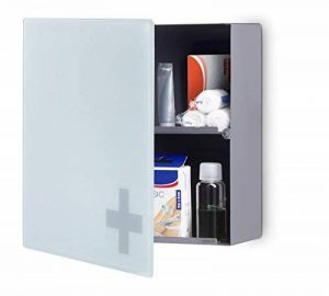 boîte de pharmacie murale TOP 2 image 0 produit