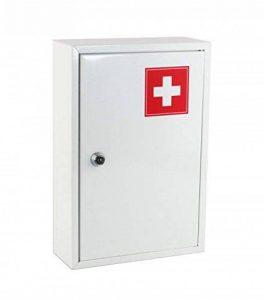 boîte à pharmacie avec clé TOP 4 image 0 produit