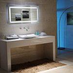 Éclairage LED miroir de salle de bain GS099N blanc froid IP44 (120 x 60 cm) de la marque Dr. Fleischmann image 2 produit