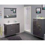 colonne salle de bain gris laque TOP 5 image 3 produit