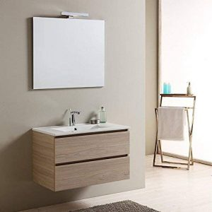 colonne wengé pour salle de bain TOP 8 image 0 produit
