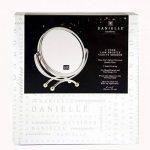 Danielle Miroir de table grossissant x 10 20 cm (Chrome/or) de la marque Danielle image 4 produit