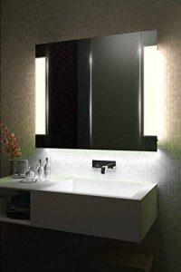 Diamond X Collection Armoire De Toilette Anti-Buée Capteur Prise Rasoir Interne k1506iW de la marque Diamond X Collection image 0 produit