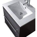 Emotion Meuble salle de bain Milet anthracite satiné de la marque Emotion image 3 produit