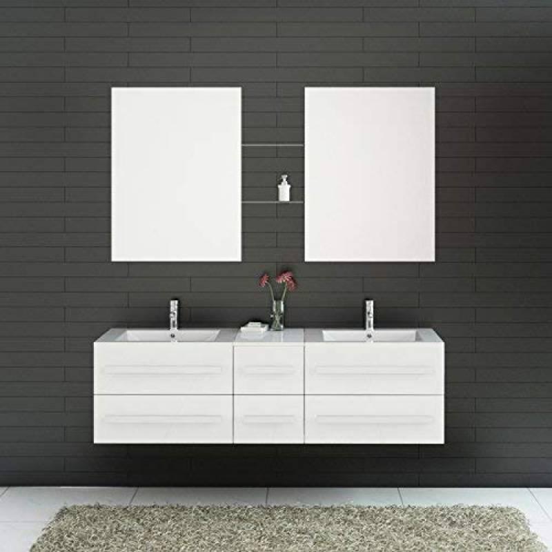 Ensemble meuble salle de bain 2 vasques ; trouver les meilleurs ...