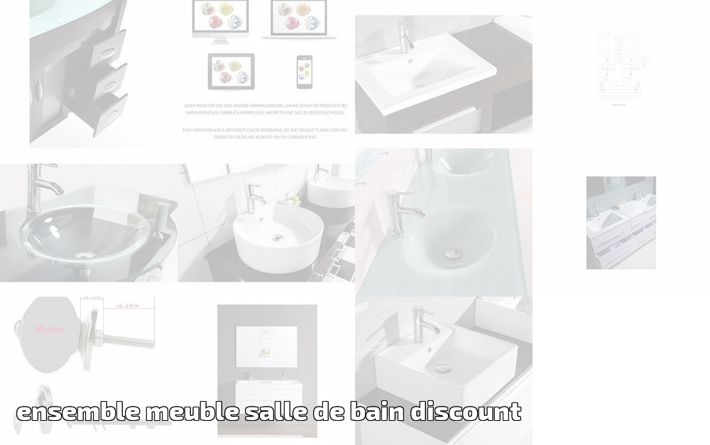 Ensemble Meuble Salle De Bain Le Comparatif Pour 2019 Meubler