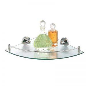 etagère en verre pour salle de bain TOP 1 image 0 produit