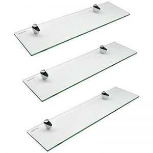 etagère en verre pour salle de bain TOP 9 image 0 produit