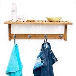 etagère salle de bain bois TOP 2 image 1 produit