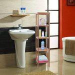 etagère salle de bain bois TOP 4 image 1 produit