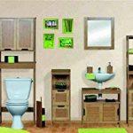 etagère salle de bain bois TOP 9 image 3 produit