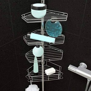 etagère télescopique salle de bain TOP 10 image 0 produit