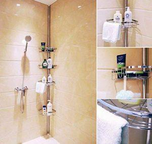 etagère télescopique salle de bain TOP 14 image 0 produit