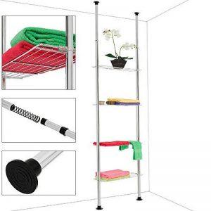 etagère télescopique salle de bain TOP 3 image 0 produit