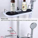 etagère télescopique salle de bain TOP 9 image 4 produit
