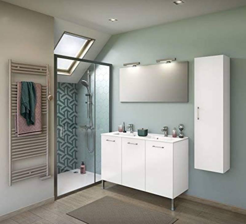 Meuble lavabo 120 cm pour 2019 - le top 5   Meubler sa salle ...