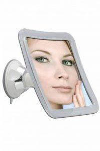 Grand miroir mural grossissant 10x avec ventouse de la marque Zadro image 0 produit