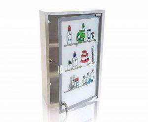 grande armoire à pharmacie TOP 4 image 0 produit