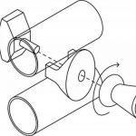 Handy Drop - Porte-serviettes de design, en ABS, 100% fabriqués en Italie. Vous ne percez plus les carreaux ni utilisez-vous de la colle, car il se fixe directement sur vote radiateur sèche-serviettes - Blanc - 2 pièces de la marque Linea Handy image 2 produit