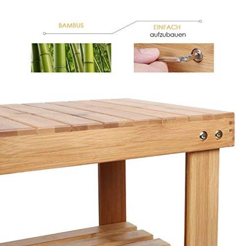 Tabouret bambou salle de bain ; notre comparatif pour 2019 ...