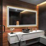 Illumination LED miroir sur mesure eclairage salle de bain de la marque FORAM image 1 produit