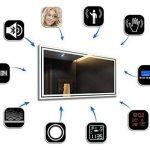 Illumination LED miroir sur mesure eclairage salle de bain de la marque FORAM image 4 produit