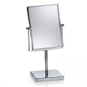 Kela 21w497 miroir cosmétique sur pied, grossissant 3x, métal chromé, Felisa' de la marque Kela image 0 produit
