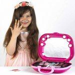 Klein 5576 - Cosmétique - Mallette cosmétique Princess Coralie avec lumière de la marque Klein image 3 produit