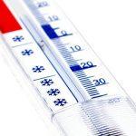 Lantelme 4884 Lot de 4 Réfrigérateur Congélateur, glace, armoire, thermomètre de refroidissement. Analogique Température anzige +/- 40 °C de la marque Lantelme image 1 produit