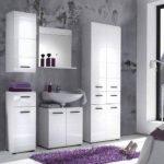 Maisonnerie 1116-802-01 Skin Meuble de Salle de Bain pour Sous-Évier Blanc Ultrabrillant LxHxP 30 x 79 x 31 cm de la marque Maisonnerie image 3 produit
